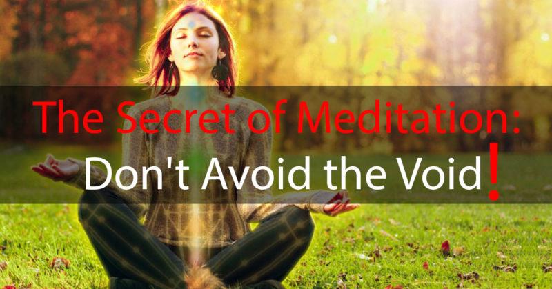 The-Secret-of-Meditation